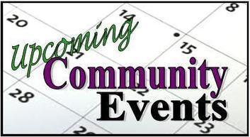 Here Are Some Of This Weeks Upcoming Community Events | The ... | Events Industry | Scoop.it