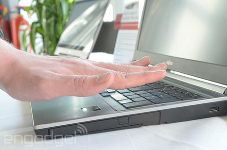 Fujitsu's palm-scanning laptops won't be fooled by severed limbs | Daily Magazine | Scoop.it