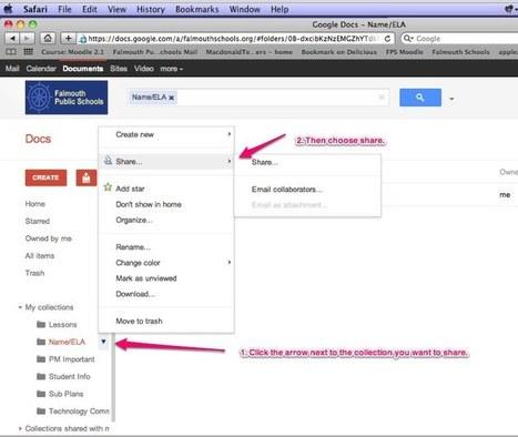 MacdonaldTechForTeachers - Google Docs - Students | Scoop.it! Ed topics | Scoop.it