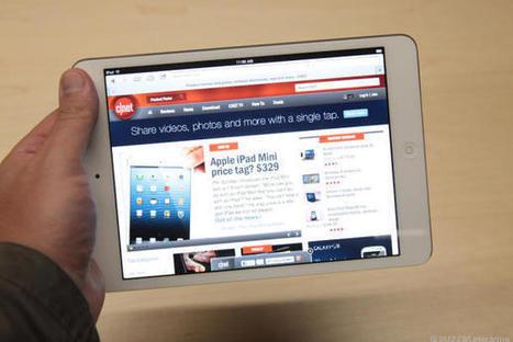 El iPad Mini lleva camino de disputar el trono de Apple a iPhone e ... - Adslnet.es | Noticias de Apple | Scoop.it