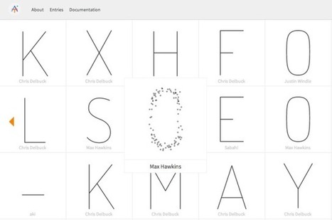 What if letters could move? – Animate letters using code with Anitype | Socialart | Scoop.it