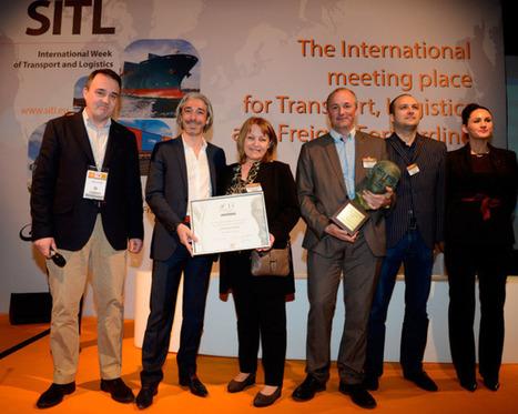 REALITE AUGMENTEE   Prix de la meilleure innovation Produit Logistique décerné à Generix Group pour son application de lunettes connectées en entrepôt lors du salon SITL   UDW   Scoop.it