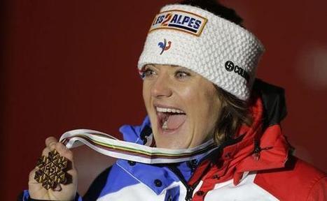Marion Rolland: «Sur le chemin pour gagner une médaille d'or olympique»   AURELIE   Scoop.it