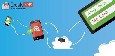 DeskSMS - Applications Android sur GooglePlay | Mobilt | Scoop.it