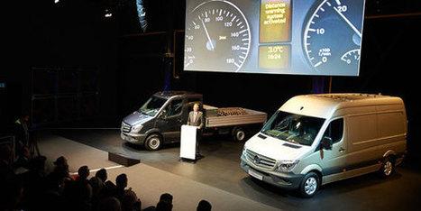 Mercedes-Benz presenta su nueva Sprinter, más eficiente, más ecológica y adaptada a la norma Euro 6 - NEXOTRANS.com | Areavan | Scoop.it