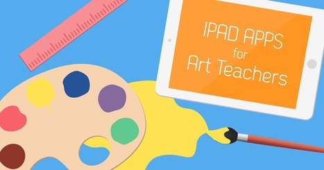 Great iPad apps for creating art | iPads, MakerEd and More  in Education | Scoop.it