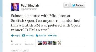 Interpreter required | Unionist Shenanigans | Scoop.it