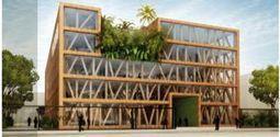 Bâtiment tertiaire et écodomaine en bois récompensés | Architecture et Ingénierie bois | Scoop.it