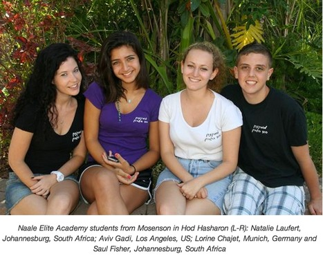 Top British students recuited by Israeli academy | The Jewish Chronicle | Jewish High School Students Worldwide to Study in Israel | Scoop.it