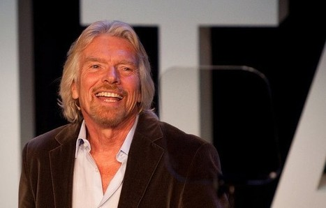 Richard Branson's 5 Fashion Startup Secrets They Don't Teach You in Business School | Entropia | Scoop.it