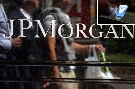 JPMorgan's Twitter Q&A doesn't go over well | New Media & Society | Scoop.it