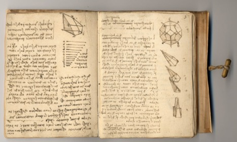 Principles of Leonardo Da Vinci   Serious Play   Scoop.it