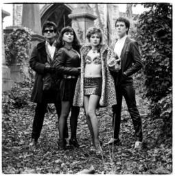 The Cramps File Under Sacred Music: Early Singles1978-1981 | Inked Girls | Scoop.it
