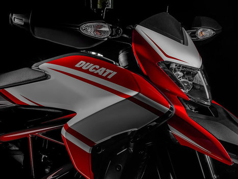 We Rode Ducati's Hottest Hooligan | Maxim | Ductalk Ducati News | Scoop.it