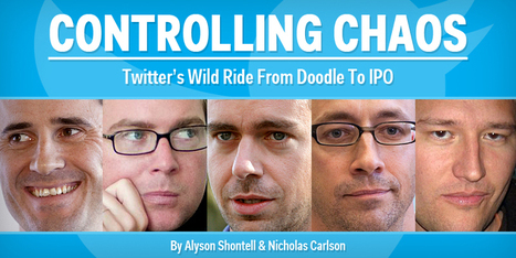 CONTROLLING CHAOS: Twitter's Wild Ride From Doodle To IPO | MarketingHits | Scoop.it