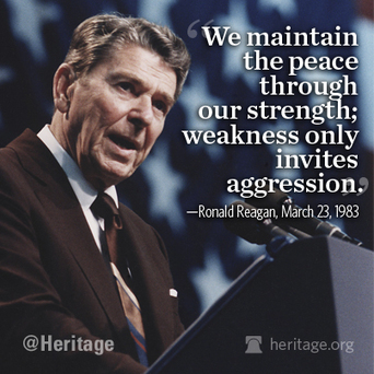What Reagan Knew About Missile Defense: SDI Speech 30 Years Later | Restore America | Scoop.it