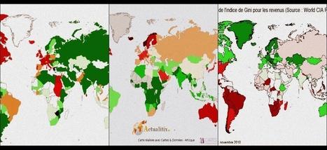 Quand l'absence de données handicape une population | Slate | Le monde sous toutes ses cartes | Scoop.it