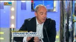France Télécom devient Orange : Stéphane Richard dans Good Morning Business - 1 juillet | Speakers of the DigiWorld Summit 2015 | Scoop.it