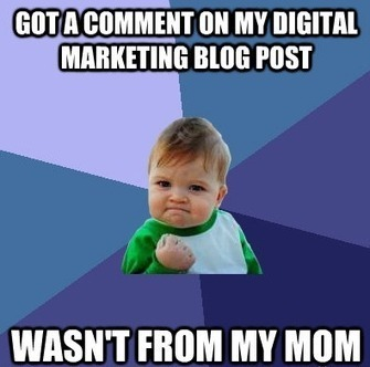 Five tips on using memes in digital marketing. | Whitepaper distribution and syndication | Scoop.it