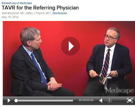 TAVR for the Referring Physician | Heart and Vascular Health | Scoop.it