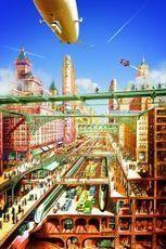 Cité de l'architecture & du patrimoine - Circuler. Quand nos mouvements façonnent les villes. | Revue de Web par ClC | Scoop.it