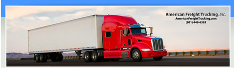 American Freight Trucking is specialized in OTR freight delivery in the 48 continental U.S. states. | Mercor | Scoop.it