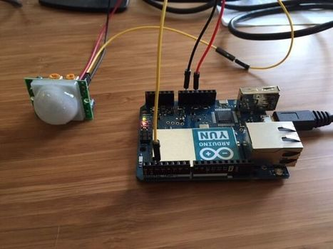 Introducing Analytics Tracking for Arduino | Raspberry Pi | Scoop.it