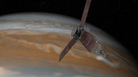 NASA's Juno Probe Sidelined Just Before Jupiter Flyby | More Commercial Space News | Scoop.it