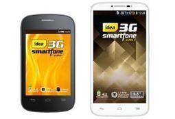 Idea Ultra II and !d1000 Android smartphones launched for Rs 12,500 and Rs 5,400 | Techinews | Scoop.it