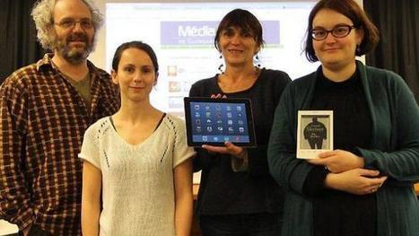 Guingamp (22) Liseuses et tablettes numériques à la médiathèque | Lire en numérique en bibliothèque | Scoop.it