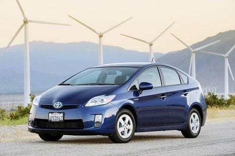 Report: Toyota hybrids cars get more popular in diesel-loving Europe | AP micro research paper | Scoop.it