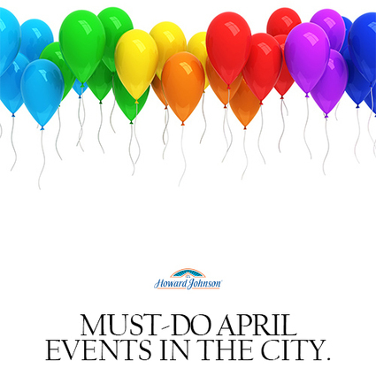Must-Do Events in San Francisco This April | Howard Johnson Inn | Scoop.it