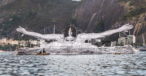 JR's Monumental Artworks Have an Olympic Moment in Rio | Integrated Practice | Scoop.it