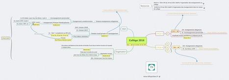 La carte heuristique pour aller à l'essentiel | Classemapping | Scoop.it