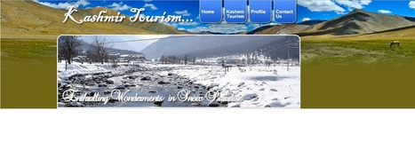 Kashmir Attractions | Kashmir attractions for holidays | Scoop.it