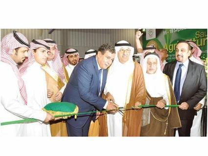 Saudi Agriculture 2013 kicks off, over 13 countries show products - Saudi Gazette | Agricultural & Horticultural Industry News | Scoop.it