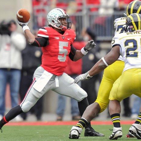 Miller's Passing Improvement Will Define OSU'S Season | Ohio State football | Scoop.it