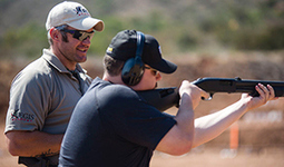 Learn How to Shoot Pistols, Carbines and Shotguns for First Time | Firearm Training, Gun Safety and Unarmed Courses | Scoop.it