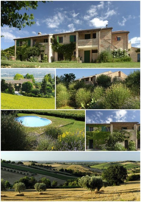 Best Le Marche Accommodation: Agriturismo Ripabianca, Jesi | Le Marche Properties and Accommodation | Scoop.it