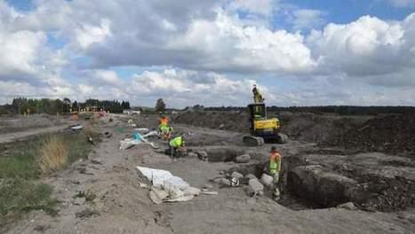 Groot monument uit de ijzertijd ontdekt in Zweden | KAP-LeanovichM | Scoop.it