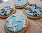 Ombre Ruffle Recette Cookies - 1 douzaine |Recette Cookies | recette cookies | Scoop.it