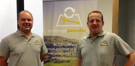 Foncier : Start-up échange parcelle contre parcelle - La France Agricole | Agriculture et Alimentation méditerranéenne durable | Scoop.it
