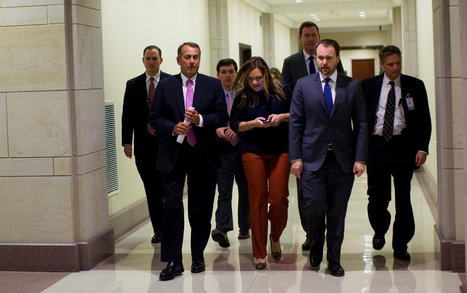 House Republicans Cheer Boehner's Refusal to Negotiate on Cuts | Gov and Law Block 4 | Scoop.it