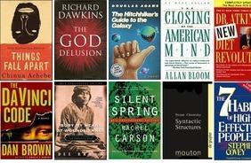 50 Most Influential Books of the Last 50 (or so) Years | De Informatieprofessional | Scoop.it