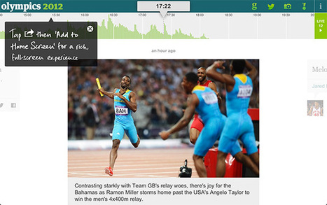 How the Second Screen Scored in the Summer Olympics | social tv and the second screen | Scoop.it