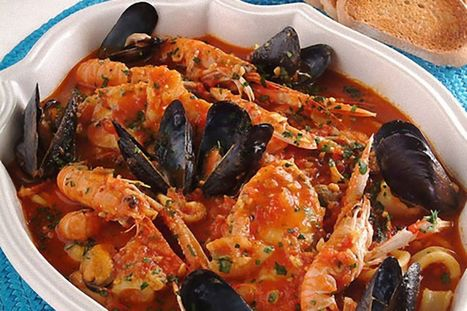 Sea dishes and much more in the Conero National Park Area | Le Marche and Food | Scoop.it