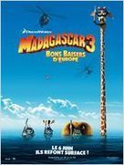 Regarder film Madagascar 3 : Bons Baisers D'Europe streaming VF megavideo DVDRIP Divx | filmvf | Scoop.it