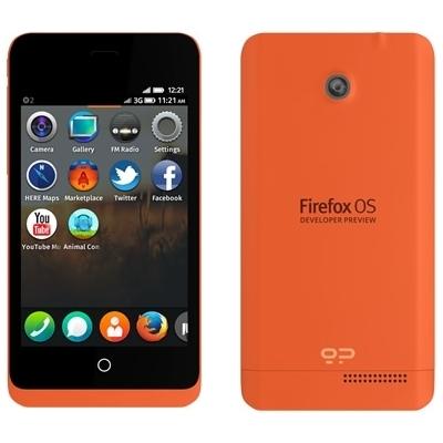 दुनिया का पहला फायरफॉक्स स्मार्टफोन पेश | Get Updated Today for Tommorow | Scoop.it