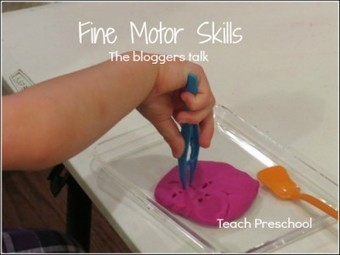 The bloggers talk about fine motor skills | Parenting and educating children | Scoop.it