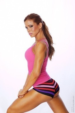 Ana Delia De Iturrondo's Fat-Burning Cardio Workout Muscle and Fitness Hers | Health and Fitness Articles | Scoop.it
